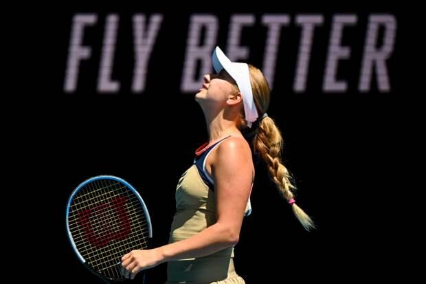 Кырстя выбила Потапову в 1/8 финала турнира в Стамбуле