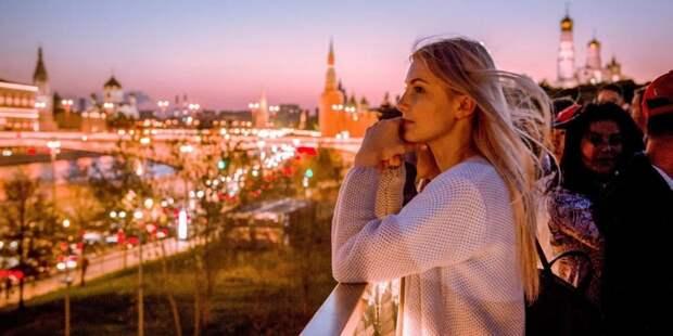 Наталья Сергунина: Москва номинирована сразу на пять наград европейского этапа World Travel Awards 2021. Фото: Е. Самарин mos.ru