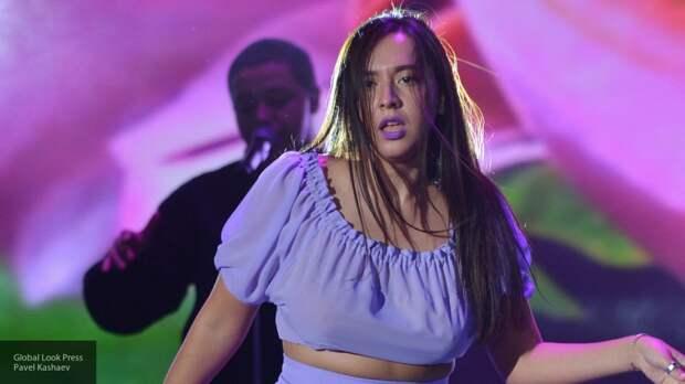 Манижа выступила в Роттердаме на первом полуфинале Евровидения