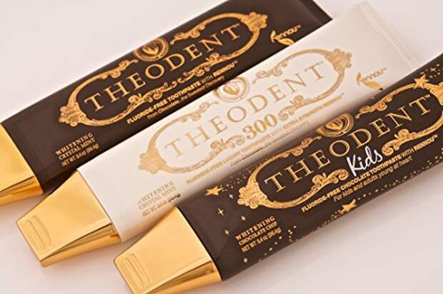 Amazon.com : Theodent 300 Toothpaste (Clinical Strength): Whitening Crystal  Mint, Fluoride Free Toothpaste, 3.4 oz. : Beauty