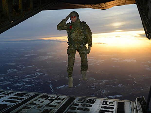 Десантники ВС США травмировались на учениях в Эстонии
