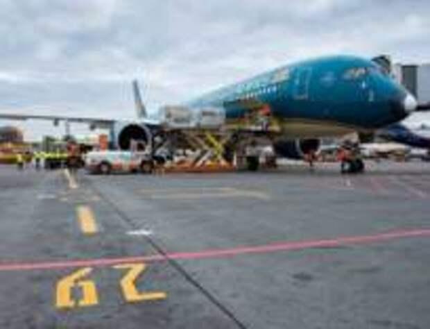 Vietnam Airlines поставила Airbus A350-900 на рейсы по маршруту  Москва - Ханой