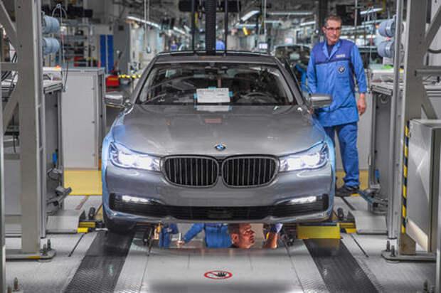 Завод BMW в России: новая информация