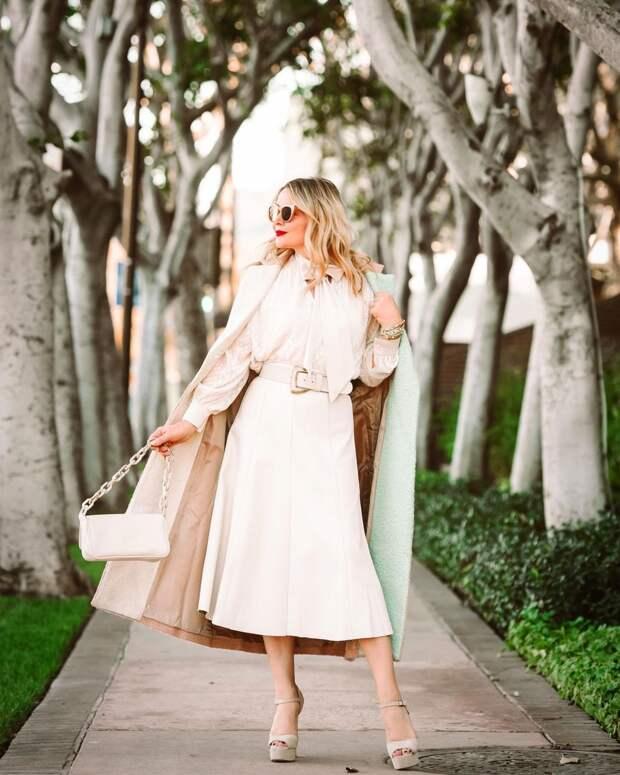 16 изящных и модных образов для женщин элегантного возраста 2021