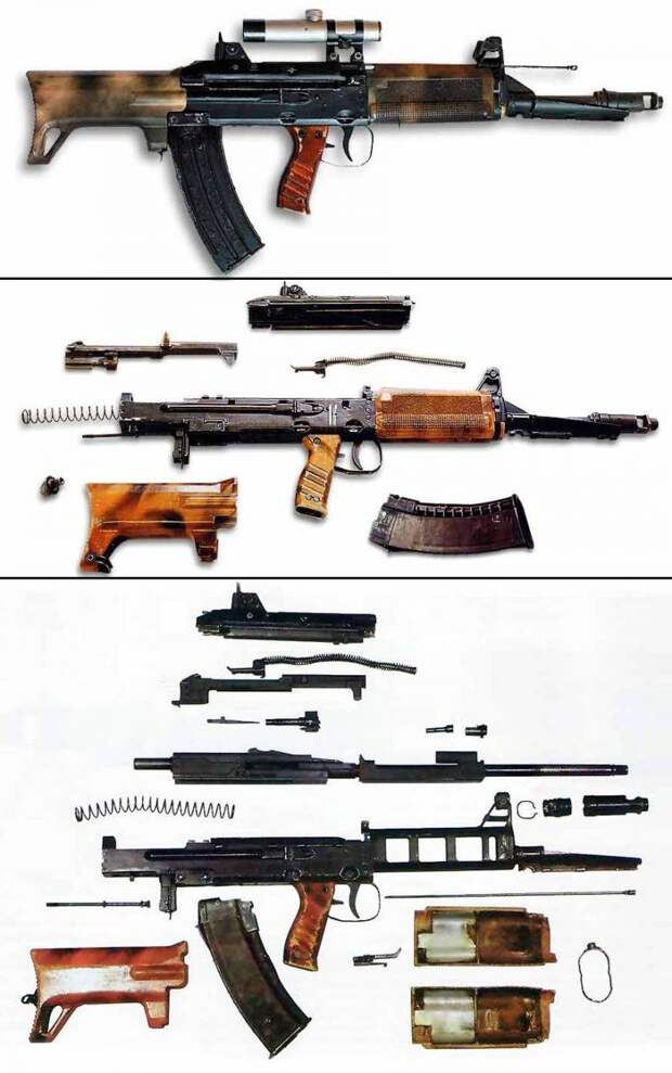 Забытый советский патрон 6х49 мм против патрона 6,8 мм NGSW