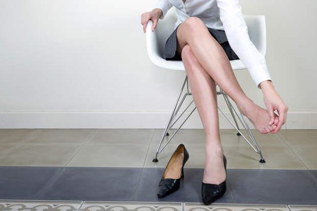 Ученные исследовали стопы ног богатейших представительниц женского пола