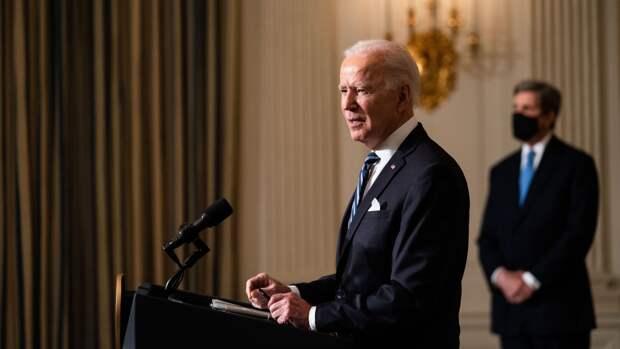 Джо Байден назвал президента России «автократом»