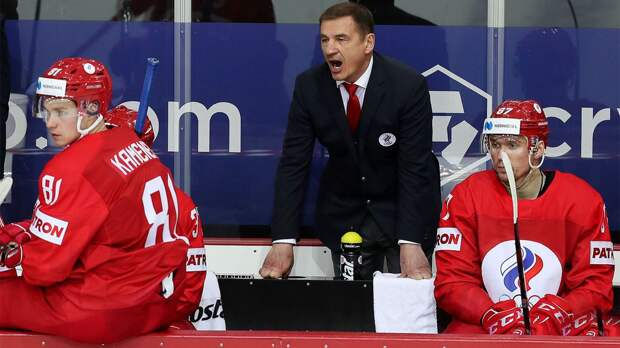 Россия проиграла словакам на ЧМ впервые за 17 лет! С таким унылым хоккеем Брагину не поможет и Тарасенко