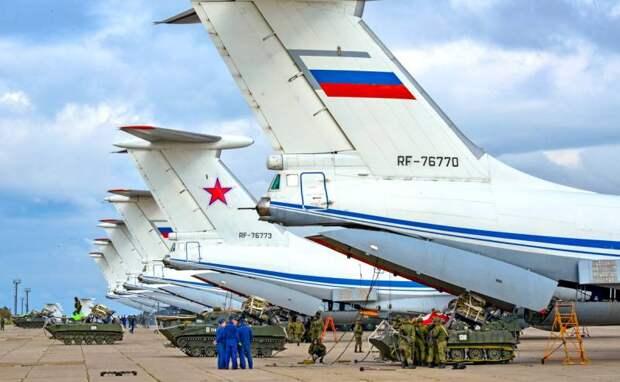 Ставка на ВДВ: зачем Минобороны РФ сотня новых Ил-76МД-90А