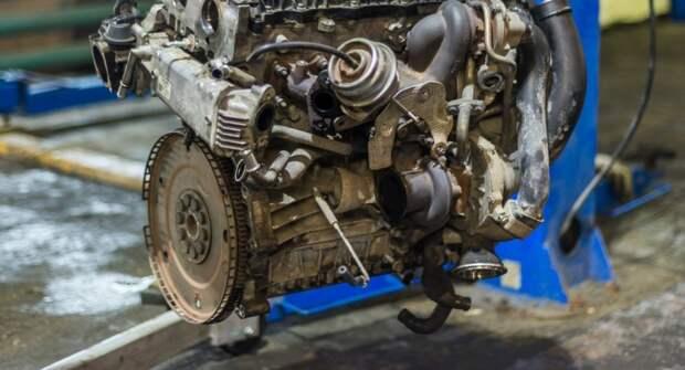 Как проходит диагностика и ремонт дизельного двигателя
