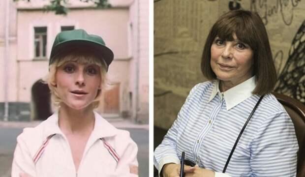 Актёры фильма «Гостья из будущего» 33 года спустя