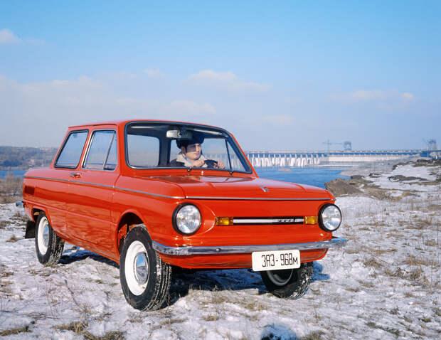 Почему Запорожец был так популярен в СССР?