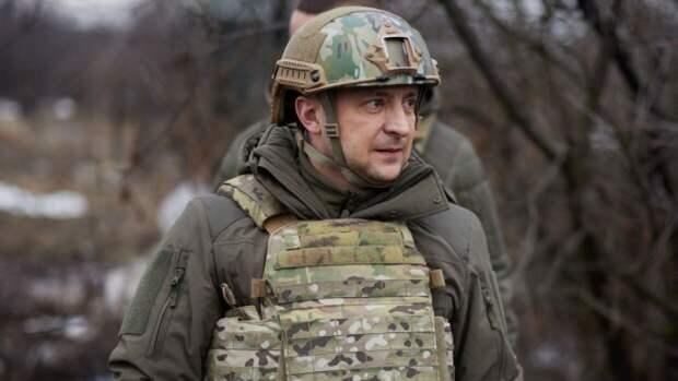 Зеленский готов к встрече с Путиным в Донбассе