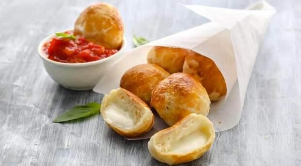 Сырные пончики: секретный рецепт
