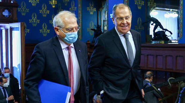 Ложь, наглая ложь и европейская дипломатия. Зачем приезжал в Москву Жозеп Боррель