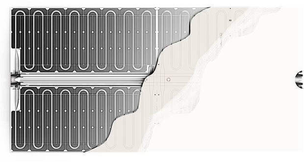 Система «тёплый потолок», или отопление наоборот