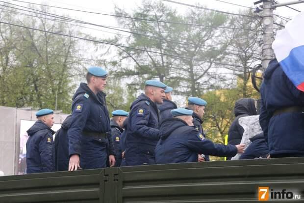 По улицам Рязани проедет «Мобильный десант»
