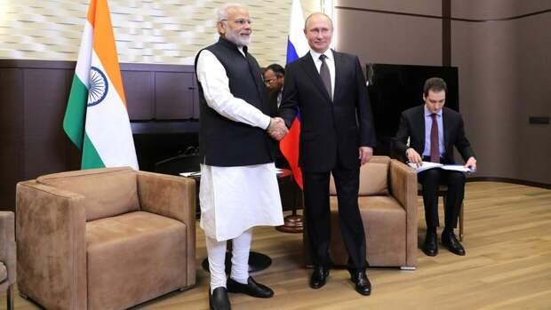 В США рассказали о крахе попыток Вашингтона помешать сотрудничеству Индии и России