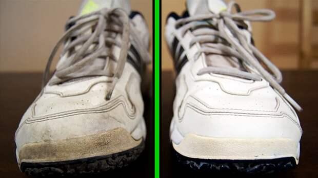 Как сделать обувь меньше, если она разносилась до состояния калош