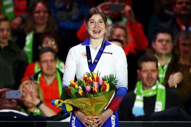 Российская конькобежка Фаткулина: «Обидно, что наши прогибаются и играют по международным правилам»
