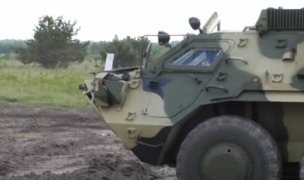 В ЛНР сообщили о переброске ВСУ дополнительной тяжёлой техники на луганское направление