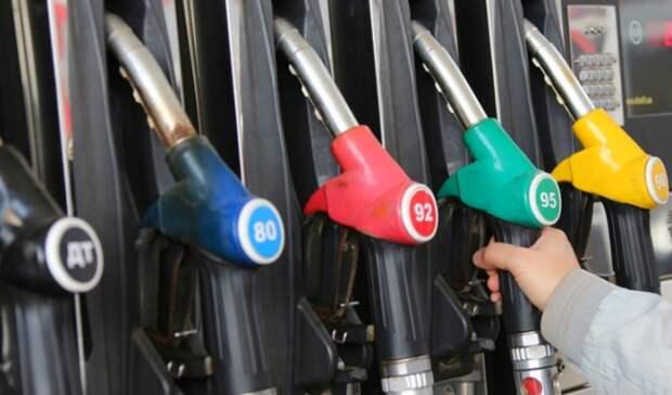 Росстат: на2,4% увеличились цены набензин вРФсначала года
