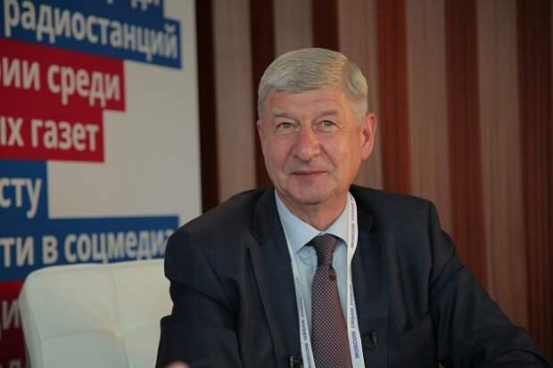 В Москве обсудили перспективы энергоэффективного строительства - Лёвкин