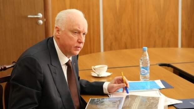 Глава СК РФ Бастрыкин прибыл в Казань