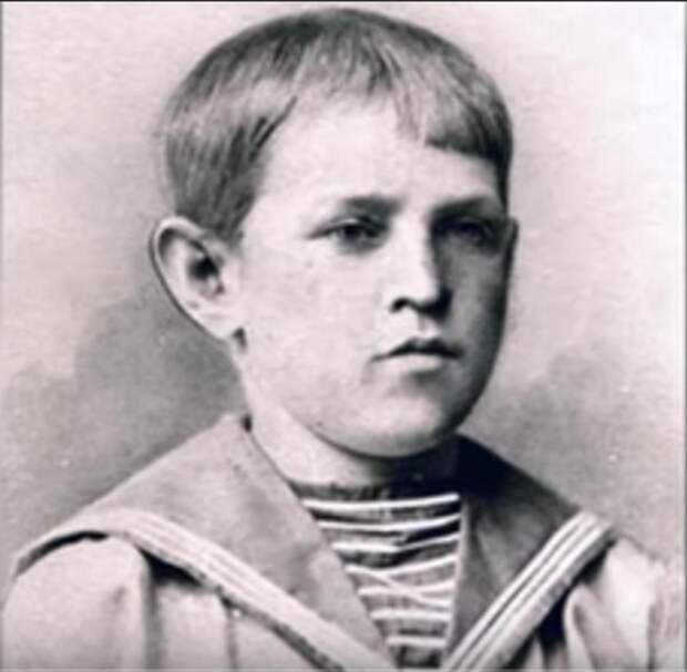 Фёдор Достоевский в детстве. / Фото: www.infourok.ru