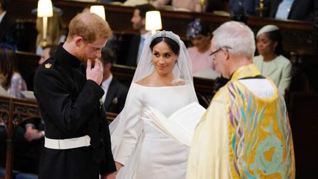 СМИ: Меган Маркл и принц Гарри снова поженятся, только теперь в США