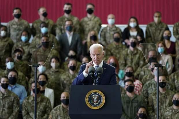 США не стремятся к конфликту с Россией: Байден