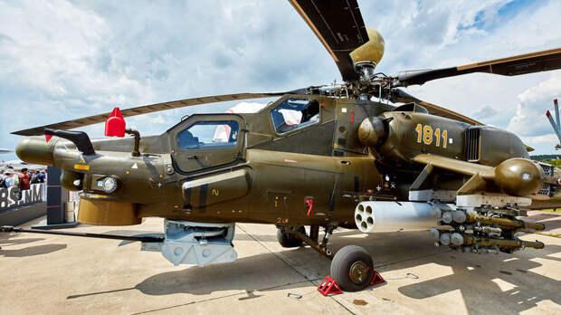«Невероятная машина»: чем уникален модернизированный российский ударный вертолёт Ми-28НМ «Ночной охотник»