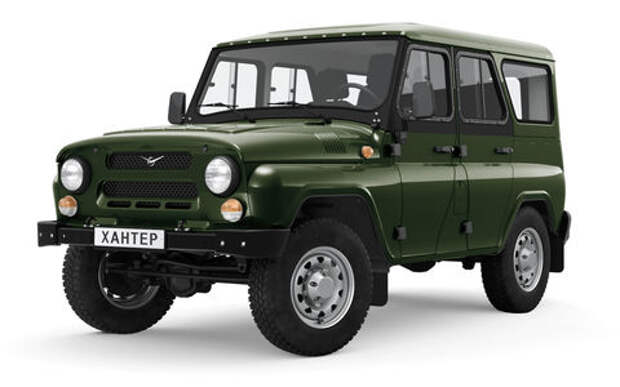 Обновленный УАЗ Хантер - уже в продаже. А что в нем нового?