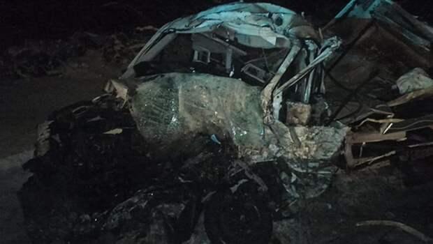 Три человека погибли в ДТП под Тверью