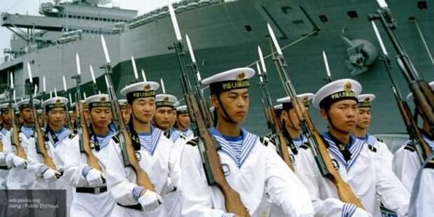 Китай обходит Вашингтон: Пекин создает военный флот больше, чем у США