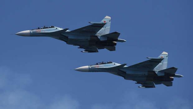 Минобороны подало к производителю Су-30 иск на 504 млн рублей