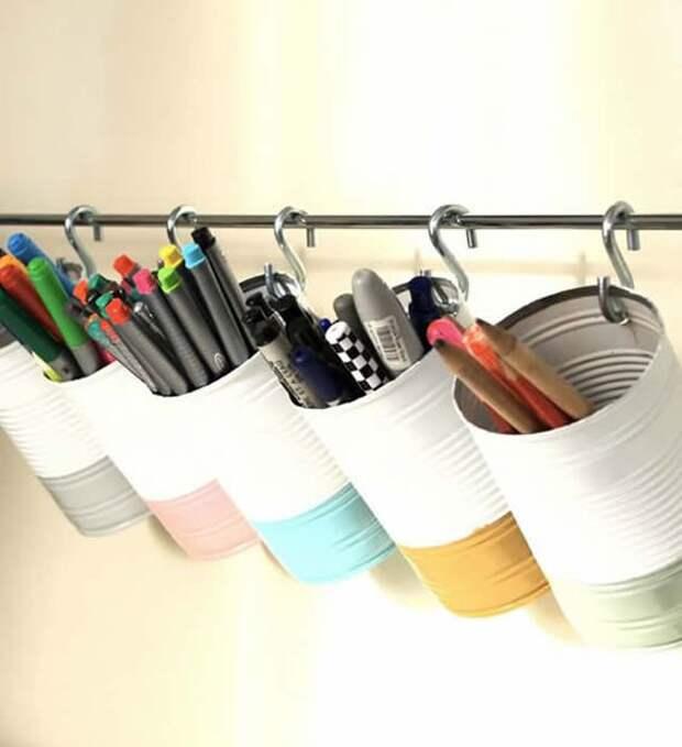 Топ-10 крутых идей для хранения маленьких вещей повседневного пользования
