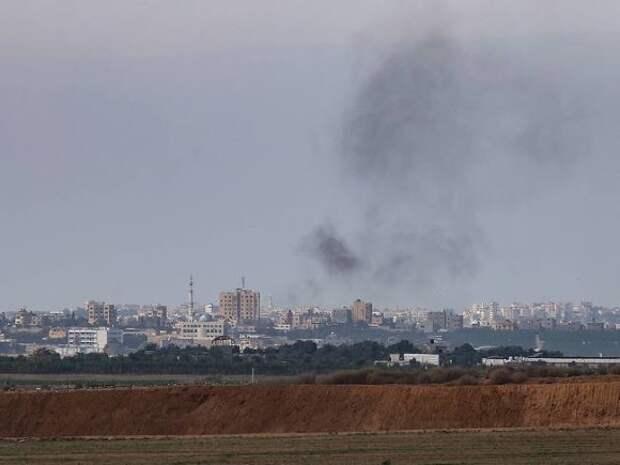 Израиль сообщил о десятичасовом обстреле из сектора Газа