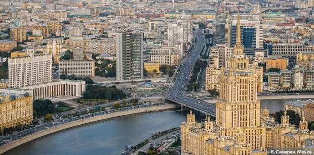 Собянин предложил усилить финансирование программ развития социальной и транспортной инфраструктуры. Фото: Е. Самарин mos.ru
