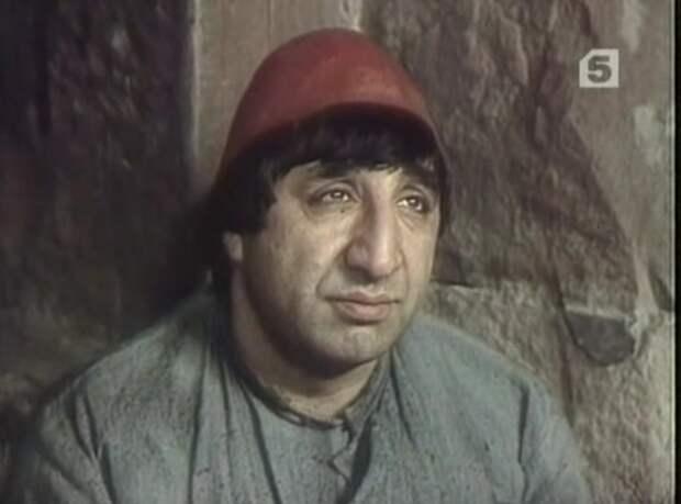 Солнце Армении. Фрунзик Мкртчян