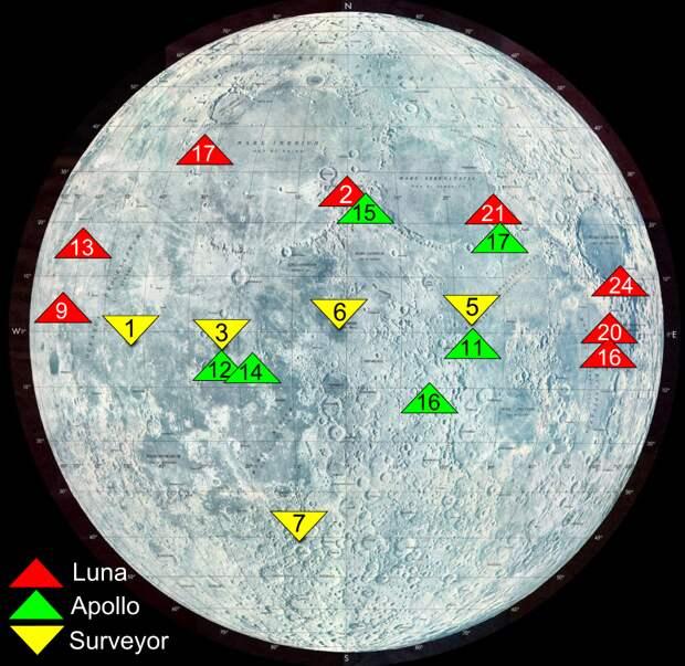 Полное раскрытие лунной аферы США - 1 часть