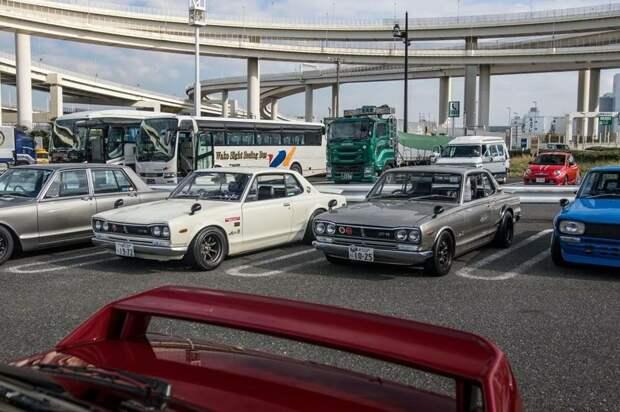Грани автомобильной культуры Японии