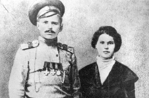 Виновна ли жена Чапаева в его гибели