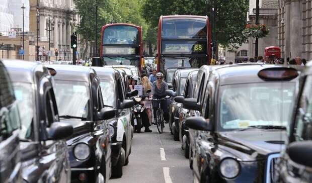 Автомобили сДВС подпадают под запрет вВеликобритании