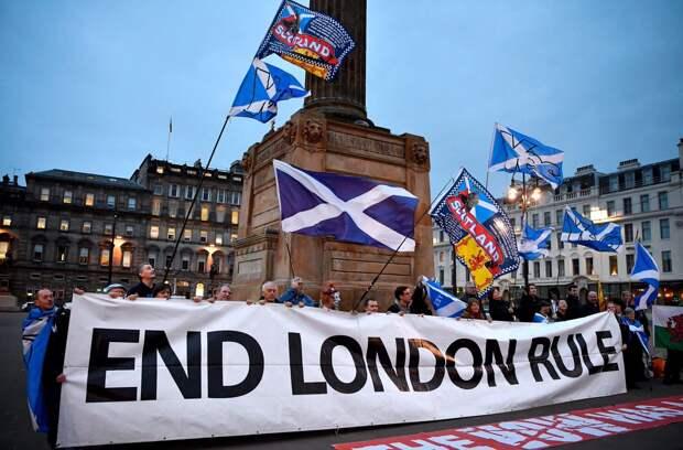 Новый референдум о независимости Шотландии неизбежен – Стерджен