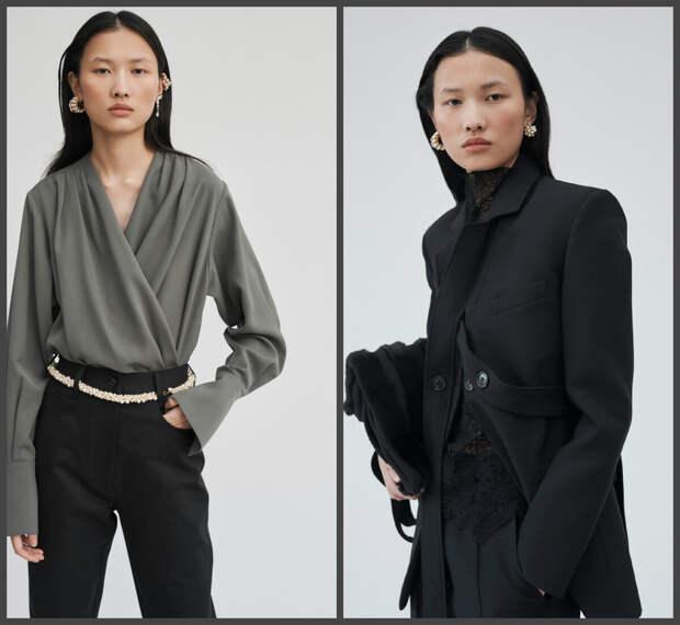 Как одеться в минимализм и не слиться со стенкой