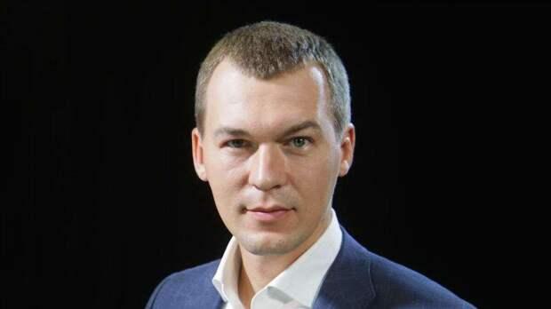 Партия ЛДПР выдвинула Дегтярева на выборы губернатора Хабаровского края