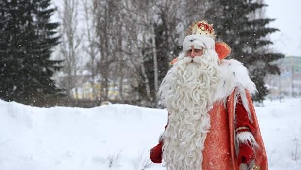 Дед Мороз посоветовал не просить у него автомобили