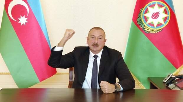 Алиев обвинил российские СМИ в оголтелой антиазербайджанской пропаганде