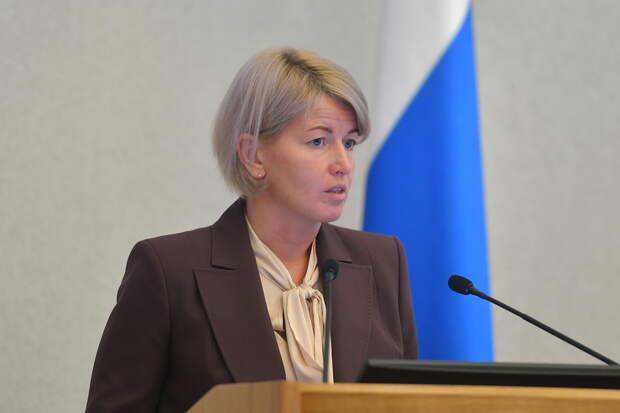 Глава Удмуртии предложил назначить Ольгу Абрамову заместителем председателя правительства региона